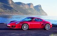 galeria Porsche Cayman S