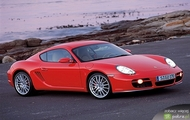 tapety Porsche Cayman S