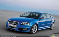 dane techniczne Audi S3 Sportback