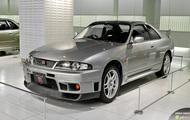 Nissan Skyline R33 GT-R dane techniczne