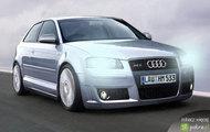 Audi A3 3.2 V6 galeria