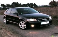 tuning Audi A3 3.2 V6