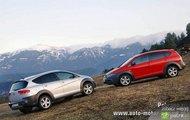 dane techniczne Seat Altea Freetrack 2.0 TDI