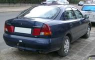 zdjęcia Mitsubishi Carisma