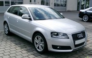 Audi A3 Sportback 1.6 FSI dane techniczne