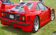 tapety Ferrari F40