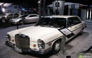Mercedes-Benz 300 SEL Automatic dane techniczne