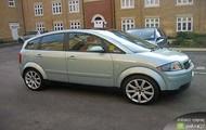 tapety Audi A2 1.6 FSi
