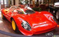 zdjęcia Ferrari Dino 206