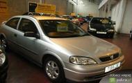 Opel Astra 1.8i Sport tapety