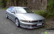 zdjęcia Mitsubishi Galant VR-4