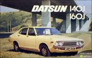 Datsun Violet 140J tuning