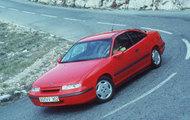 tuning Opel Calibra 2.0i