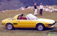 zdjęcia Fiat X1/9 (US)