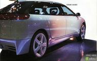 dane techniczne Subaru SAGRES