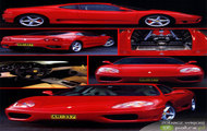 Ferrari 360 Modena dane techniczne
