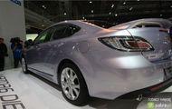 Mazda 6 2.0 MZR-CD Hatchback zdjęcia