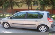 dane techniczne Renault Scenic 1.9 dCi