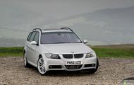 BMW 335i Touring zdjęcia