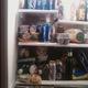 kot w lodówce