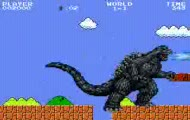 Mario Godzilla