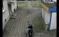 12-latek ukradł motorower