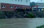 Tarnów 04,06.2010 Powódź