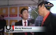 "Bilguun Ariunbaatar ""U1 Bator TV"" - TOPtrendy 2010 (TVN)"