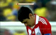 Paragwaj 0:0 Nowa Zelandia (Mistrzostwa Świata 2010 w RPA)
