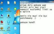 Metin2 Prywatny Polski server bez sieci Hamachi