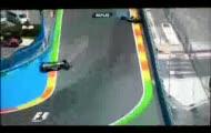 F1 - GP Europy 2010.