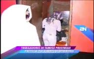 Demonstracja prostytutek w Peru