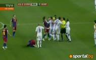Atak szału Sergio Ramosa