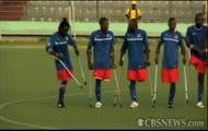Grają o kulach, bo w Haiti stracili nogi