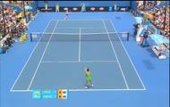 Agnieszka Radwanska vs Racket - Australian Open 2011