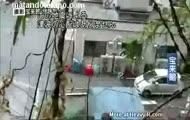 Dramatyczna ucieczka przed tsunami