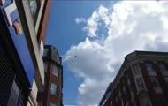 UFO nad Londynem?