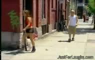 Ukryta kamera - Prostytutka