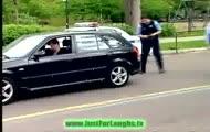 Ukryta kamera - Policja