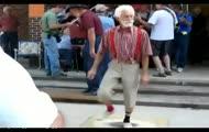 Granpa Shufflin'