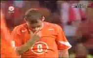 holandia football trick