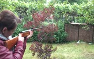 moja zonka strzela