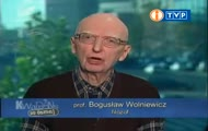 prof. Bogusław Wolniewicz za przywróceniem kary śmierci