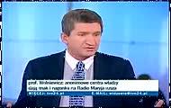 prof. Boguslaw Wolniewicz - rząd atakuja Radio Maryja