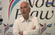"""Janusz Korwin-Mikke - """"musimy przywrócić karę śmierci"""" [06.06.2013]"""