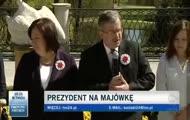 """WPADKA B.Komorowskiego! -""""To DRUGA konstytucja w Europie"""""""