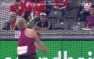 Anita Wlodarczyk 79.58m world record, Berlin 2014