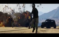 Grand Theft Auto V: Napady - oficjalny trailer