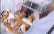 Nadal uważasz, że 1 metr śniegu to dużo?!