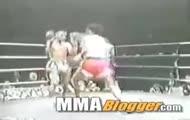 Kobieta kontra mężczyzna. Prawdziwa walka bokserska!